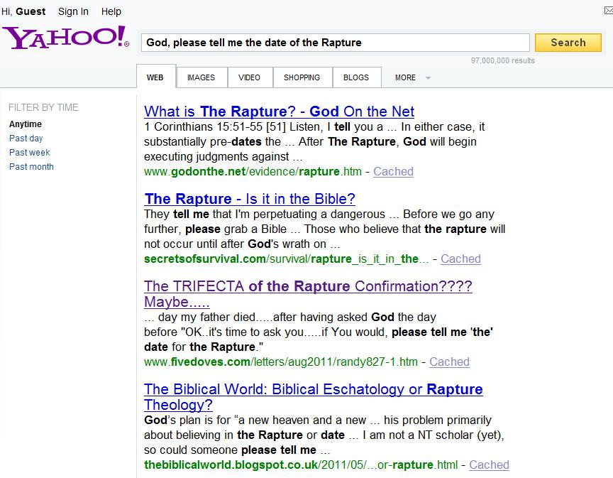 Yahoo dating search